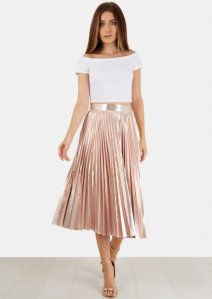 s848_pink_pleated_metallic_skirt_1